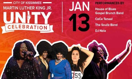City of Kissimmee Presents Martin Luther King Jr. Unity Celebration Jan. 13
