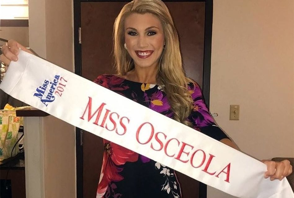 Miss Osceola Scholarship Pageant to Take Place at Osceola County Fair Feb. 17, 2018
