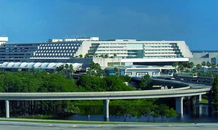 Orlando Airport Breaks the 44 Million Passenger Mark With Big October Traffic