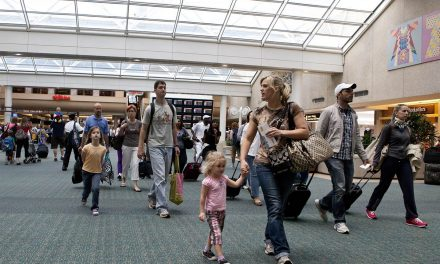Christmas/New Year's Travel Numbers Expected to Set Records at Orlando Int. Airport