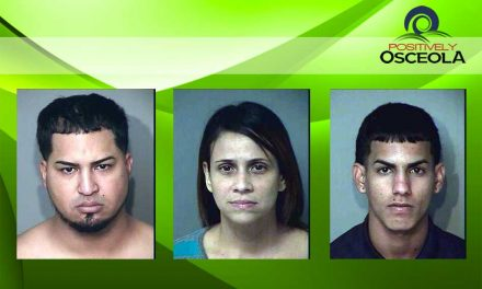 Heroin Trafficking and Fentanyl Possession Leads to Osceola Sheriff's Office Arrests