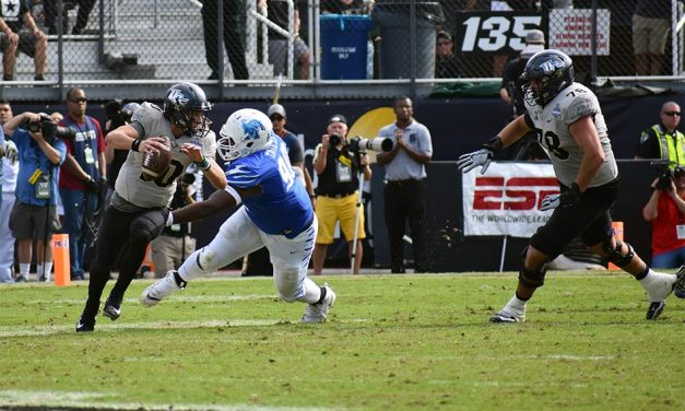 UCF Knights Win Third American Athletic Conference Title and Go 12-0