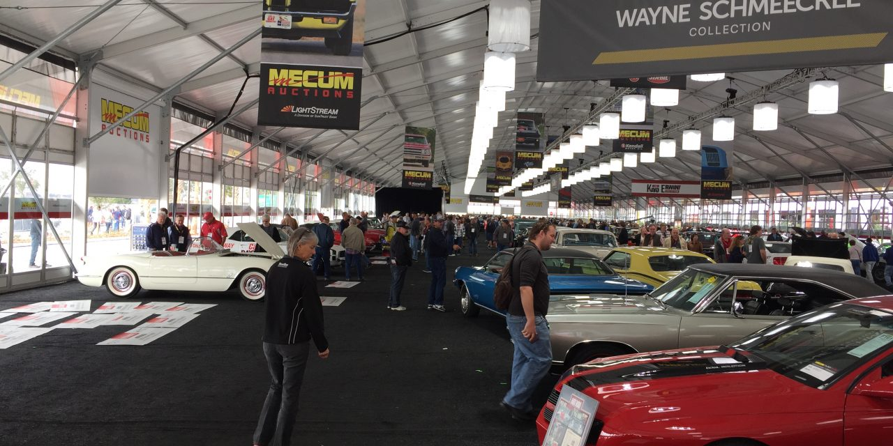 Fantastic Cars and Family Featured at Mecum 2018