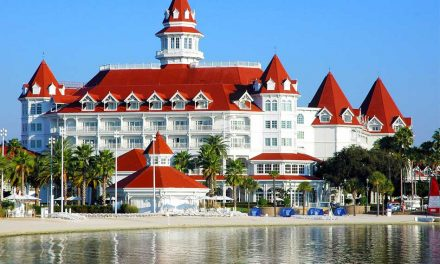 Select Walt Disney World hotels and resorts open today