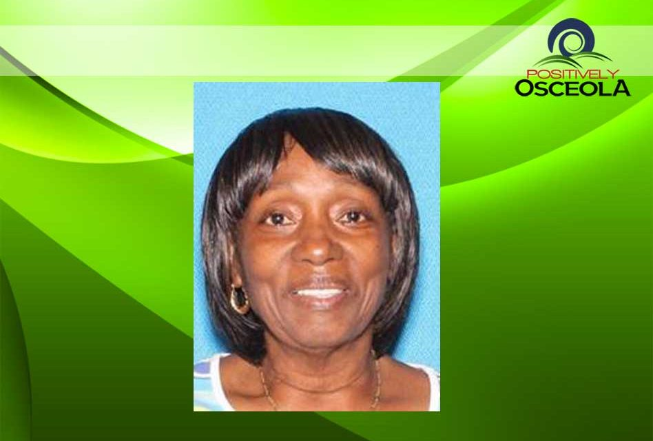 Kissimmee Police Need Help in Finding Missing Woman Dollis Graham