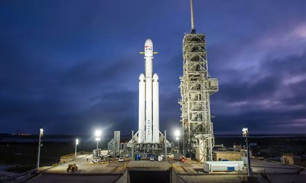 SpaceX's Falcon Heavy Launch Hoping to Launch Sunday from Canaveral