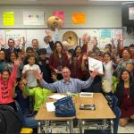 Kissimmee Middle School's Kari Ordiales Wins Featured Teacher of the Month Honors!