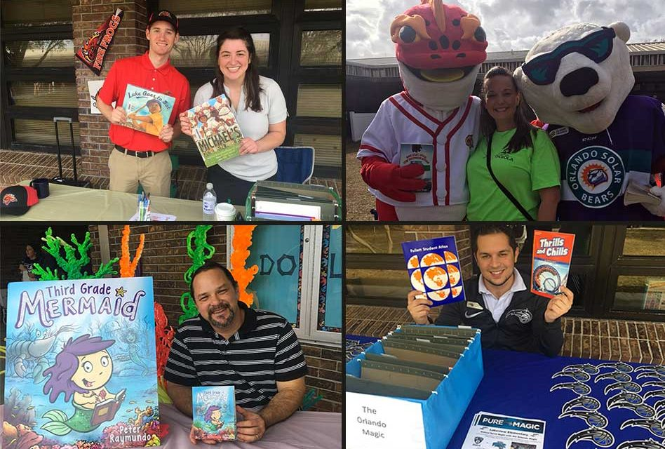 Community Comes Together to Support Reading at Literacy Extravaganza in St. Cloud