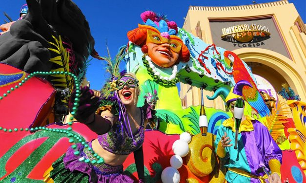 Universal Orlando Resort Announces its Headlining Acts for its Upcoming 2018 Mardi Gras Celebration
