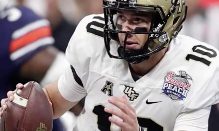 UCF Knights Upset Auburn and Claim Peach Bowl Champion Title!