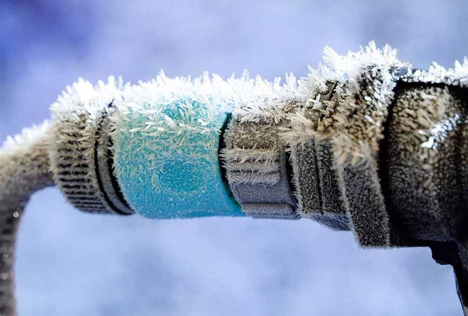 Toho Water Authority Tips in Protecting Your Water Pipes During Freezing Temps