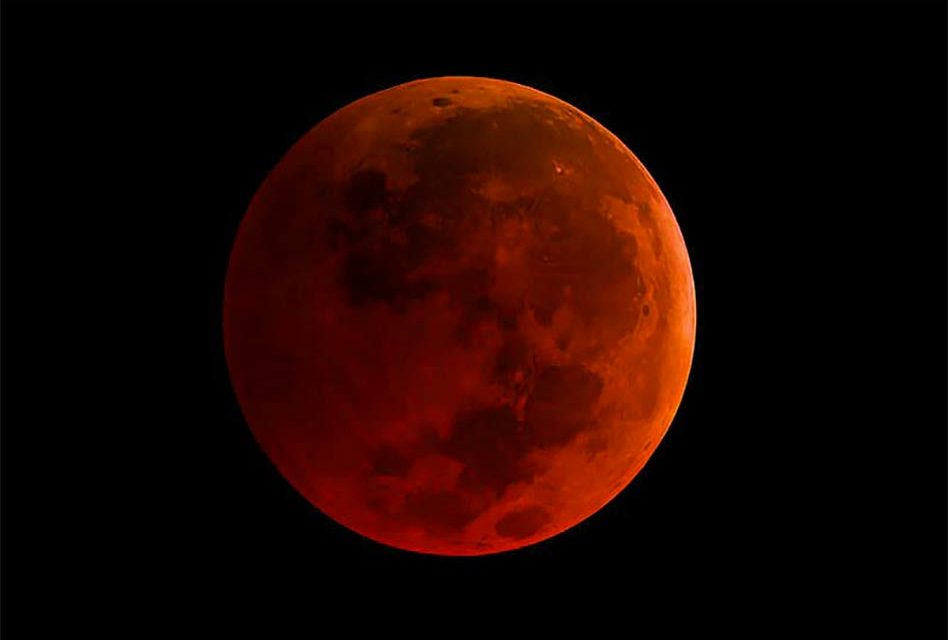 First Super Blue Blood Moon Watch: January 31, 2018