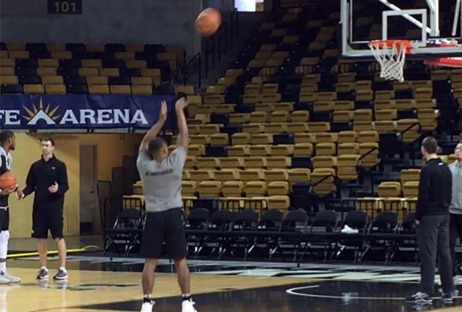 UCF Knights Men's Basketball Prepared for Temple Owls
