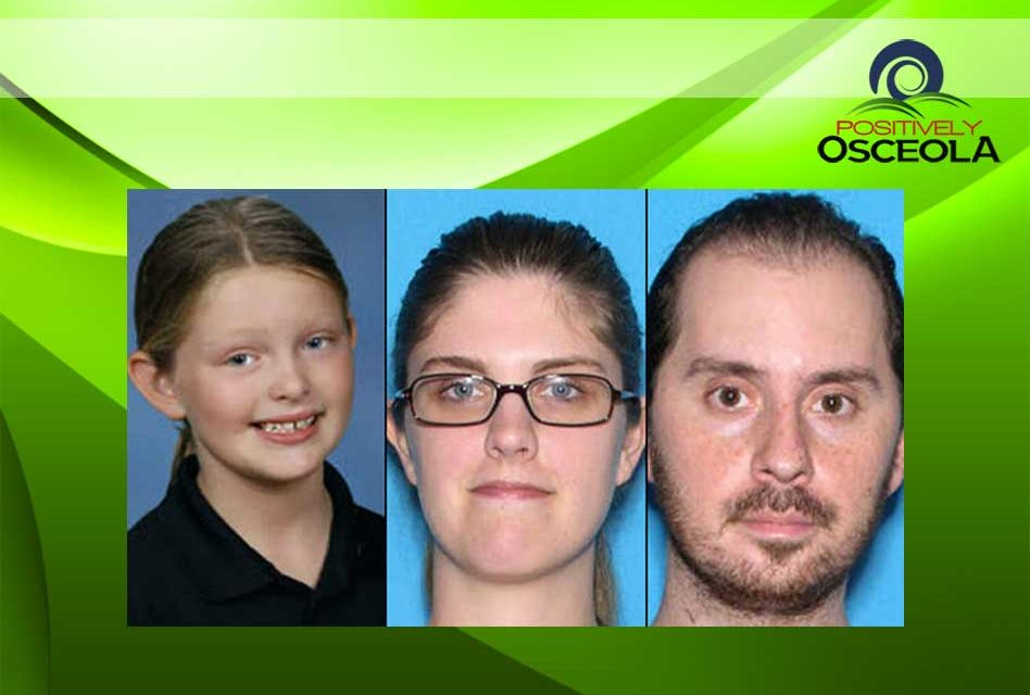 Amber Alert Issued for 8-Year-Old Florida Girl