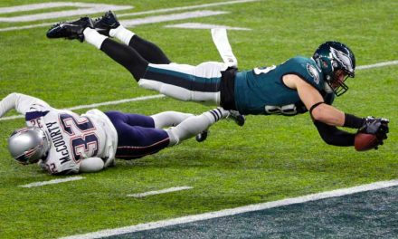 Eagles Unseat the Patriots in an Offensive Firestorm in Super Bowl 52