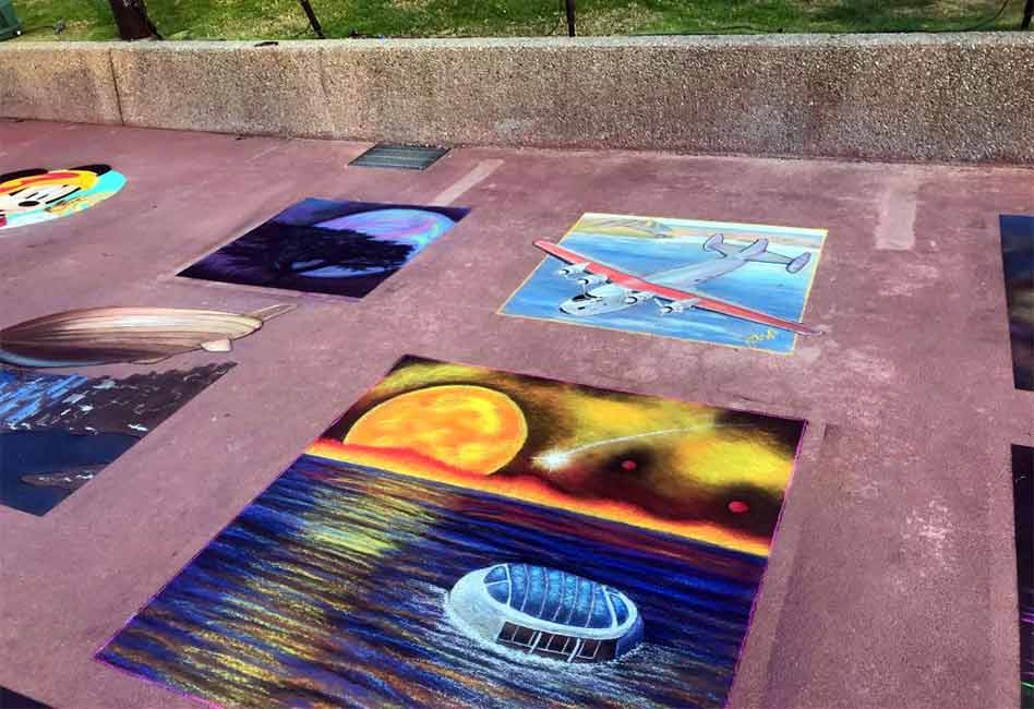 EPCOT Center Festival of the Arts 2018
