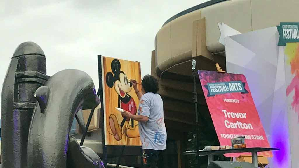 Festival of the Arts EPCOT Osceola