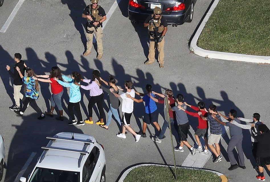 17 Dead in Horrific School Shooting in Broward County Florida