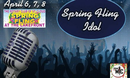Spring Fling 2018 to Feature Idol Competition April 6th, 7th and 8th!