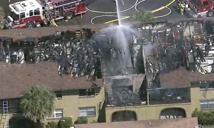 Second Fire at Kissimmee Valencian Apartments in 6 Months Displaces Over 12 Residents