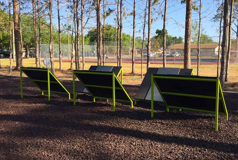 St. Cloud Opens New Extreme Fitness Obstacle Course at Godwin Park