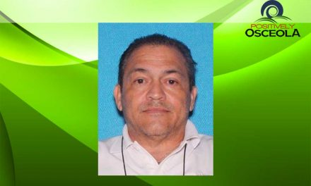 Kissimmee Police Department Searching for Missing Man