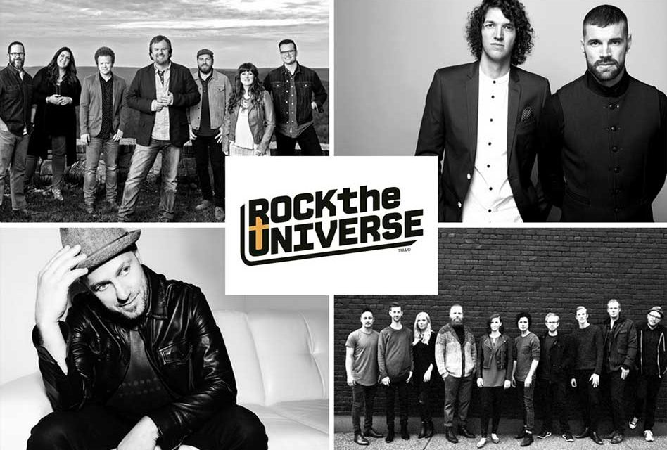 Universal Orlando Resort Announces Rock the Universe 2018 Talent Lineup