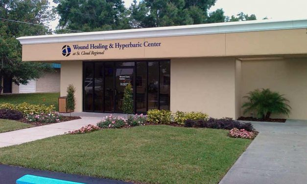 Wound Healing & Hyperbaric Center of St. Cloud Regional Medical Center Recognized with National Award for Excellence