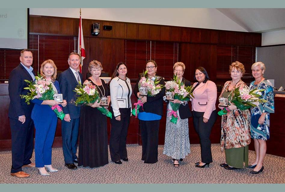 Five Women Warriors Recognized for Making a Positive Difference in Osceola County