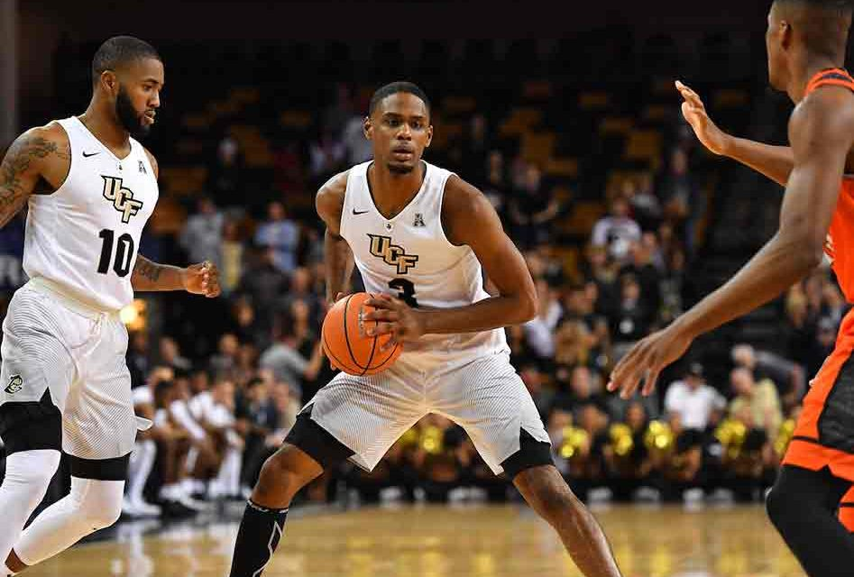 UCF Knights Men's Basketball to Play in Inaugural Myrtle Beach Invitational