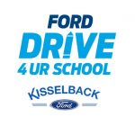"""Kisselback Ford and """"Drive 4 UR School"""" Raises Over $77,000 for Local Schools"""