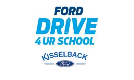 "Kisselback Ford and ""Drive 4 UR School"" Raises Over $77,000 for Local Schools"