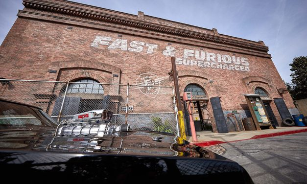 Fast & Furious Franchise Stars to Attend Opening Celebration at Universal Orlando Resort