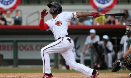 Fire Frogs Fall in Extras to Close Out Series on Sunday Against Daytona