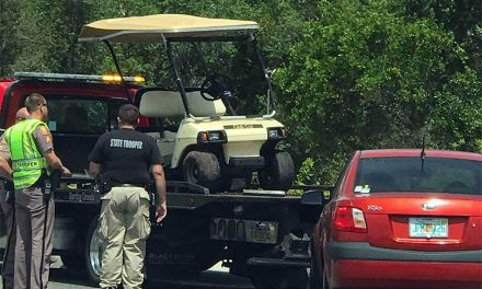 Golf Cart Passenger Critically Injured in Crash in Osceola County