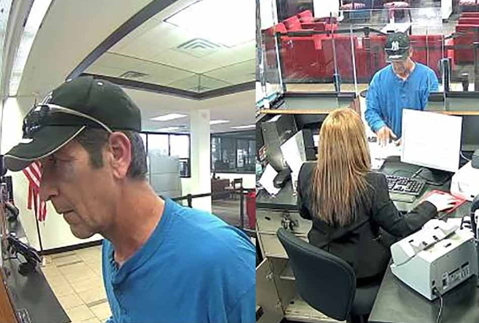 Man Robs Kissimmee Bank After Failing Earlier Bank Robbery Attempt