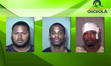 Three Men Arrested for Car Burglaries After Targeting Victims Leaving a Kissimmee Bank