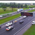 Dump Truck Driver Dies After Crash on I-4 in Osceola County, FHP Reports
