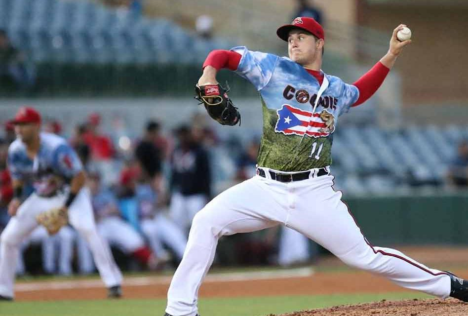 Florida Fire Frogs Shut Out Clearwater on Friday Night