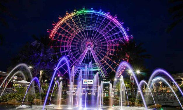 Coca-Cola Orlando Eye Goes Into Summer With a New Name…  ICON Orlando!