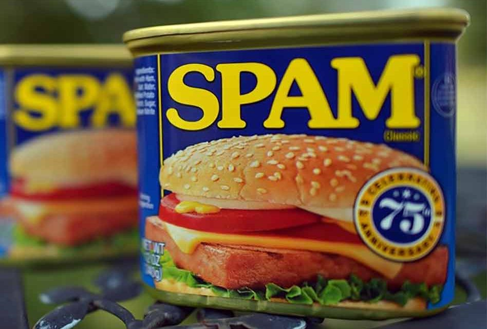 More than 220,000 pounds of Spam Recalled After Metal Pieces Found in Meat