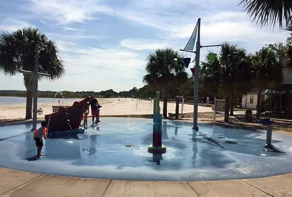St. Cloud Lakefront Splash Pad Closing for Renovations