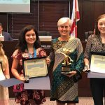Three Osceola County Students Receive the Disney Shining Star Award