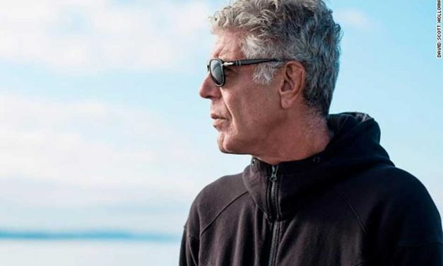 CNN Host and Celebrity Chef Anthony Bourdain, Dead at 61