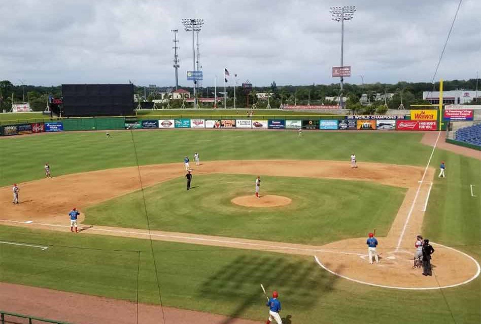 Florida Fire Frogs Swept by Clearwater Threshers to Close Out Weekend