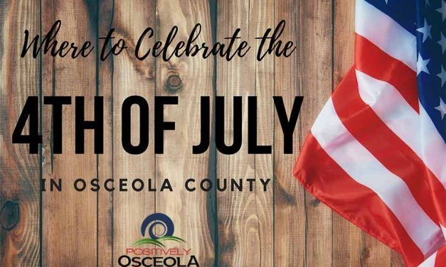 Where to Celebrate the 4th of July in Osceola County