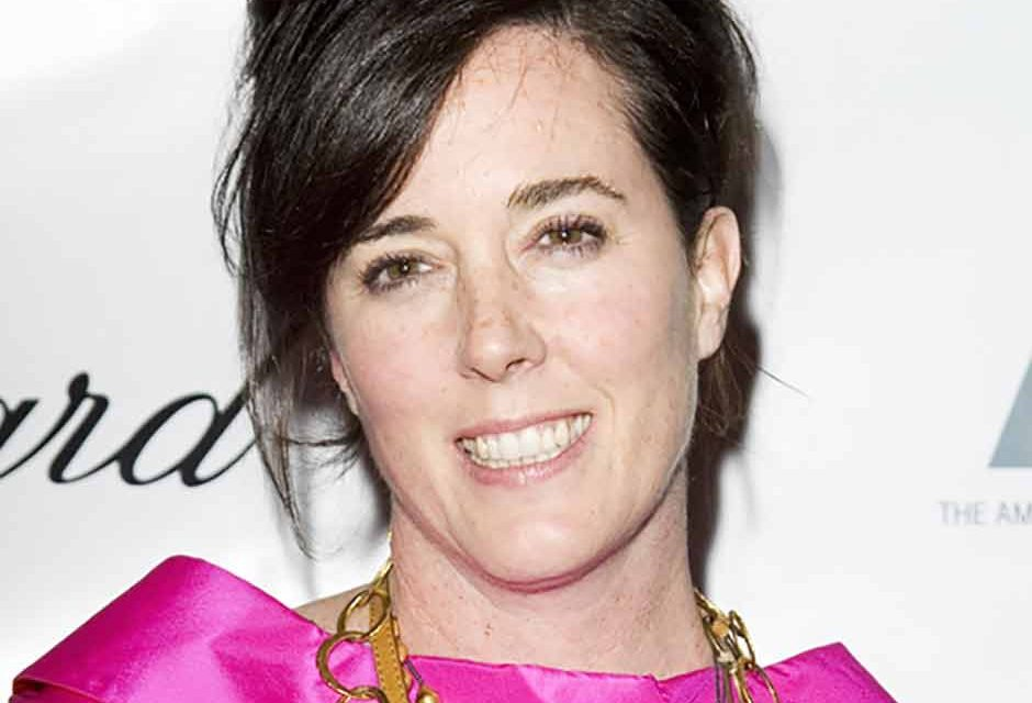 Kate Spade, Iconic Designer found Dead in New York