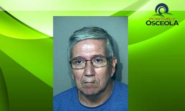 70 Year Old Kissimmee Man Arrested for Lewd or Lascivious Molestation