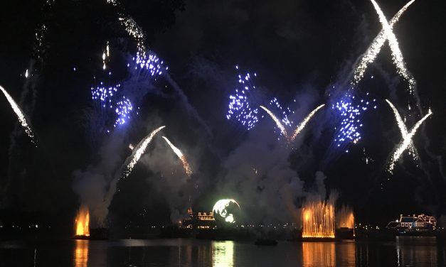 Enjoy 4th of July Fireworks at Our World Class Theme Parks