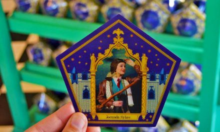 New Chocolate Frog Wizard Card Coming to the Wizarding World of Harry Potter
